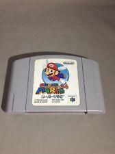 SUPER MARIO 64 Nintendo 64 N64 JAPAN
