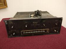 McIntosh MA 6100 Preamp-Amplifier