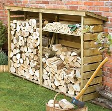 Rowlinsons Large Log Store