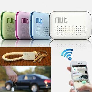 Nut Mini Bluetooth GPS Tracker Pet Car Smart Finder Locator Key Tracking Device