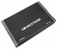SOUNDSTREAM AR4.1200 Arachnid 1200 Watt 4-Channel Amplifier Car Audio Amp