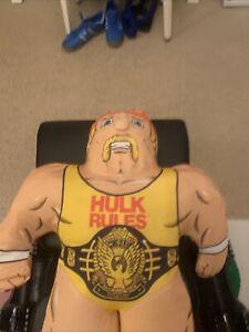 WWF TONKA TOYS Hulk Hogan Rare Good Condition
