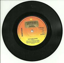 Santana - She'S Not There - Cbs - 1977 - Pop Rock, Latin Rock, Blues Rock