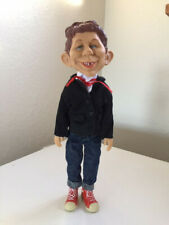 Alfred E. Neuman doll Tm So Pub 1998. Made in China. Great condition