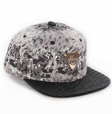 Hater Pigeon Camo Snakeskin Snapback Hat Cap Strapback Python NEW