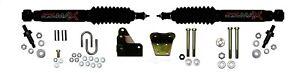 Steering Stabilizer/Damper Kit-Stabilizer Dual Kit 8297 fits 97-03 Ford F-150