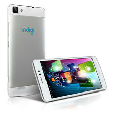 "Indigi 5.5"" Capacitive Screen Android 4.4 DualSim 3G Support SmartPhone UNLOCKED"
