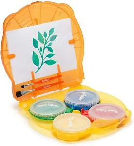 Paint-Sation On The Go No Spill Paint Set Craft Activity Ages 3+