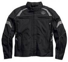 Harley-Davidson Mens Medallion Waterproof Reflective Jacket 98082-15VM Large