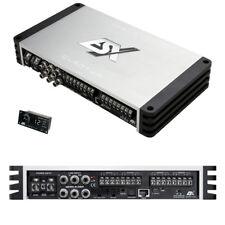 ESX QE-80.8 DSP digitaler 8-Kanal D Verstärker Endstufe mit 8-Kanal 2000Watt KFZ