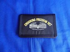 ENDURING FREEDOM VETERAN HEAVY DUTY WALLET