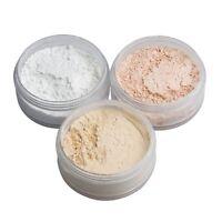 Finish Powder Face Loose Powder Translucent Smooth Setting Foundation Makeup