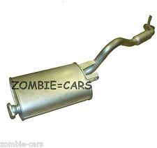 Mitsubishi L200 (K__T) (97-06) EXHAUST REAR SILENCER BACK BOX QUALITY NEW UNIT