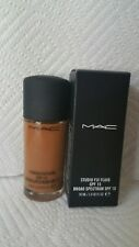 MAC Studio Fix Fluid SPF 15 Foundation NC40 1oz *New in Box *100% Authentic