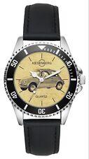 Geschenk für FIAT 500 Fahrer Fans Kiesenberg Uhr L-20366