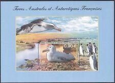 FSAT/TAAF 2006 Albatross/Penguins/Birds/Wildlife/Conservation/Nature m/s n23020