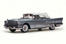 1958 BUICK LIMITED CLOSED CONVERTIBLE SUN STAR 4816 1/18 DIECAST CAR