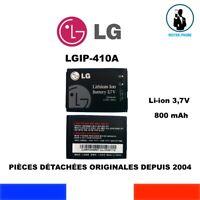 ORIGINAL BATTERY LG LGIP-410A 3,7V 800mAh KE770 SHINE KF510 KP100 KP105 KP130