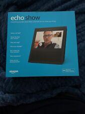 Amazon Echo Show Smart Assistant - Black