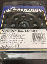 Renthal Ultralite Front Sprocket 16 tooth fits 530 Chain Suzuki Gsxr1000 01 - 08
