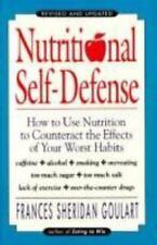 Ernährung Selbstverteidigung für ihre schlechte Angewohnheiten 90 Goulart Diät