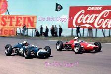 Jo Bonnier Rob Walker Racing Team Cooper T60 Dutch Grand Prix 1963 Photograph