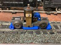 DIESEL engine test stand for American Flyer S gauge (part repair help)