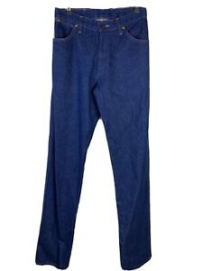 Blue Dog True Blue Denim Jeans-men's Size 28-New With Tags-made In Australia