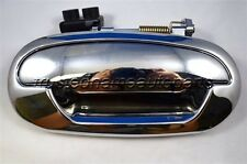 for Ford Pickup Outside Outer Exterior Door Handle Passenger Right Rear Chrome