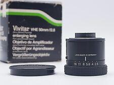 VIVITAR 50mm F/2.8 VHE ENLARGING LENS MADE IN GERMANY