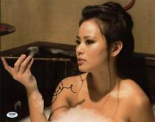Jamie Chung Sexy Signed Authentic 11X14 Photo Autographed PSA/DNA #W24439