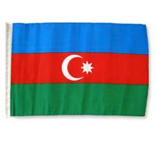 "12x18 12""x18"" Azerbaijan Sleeve Flag Boat Car Garden"