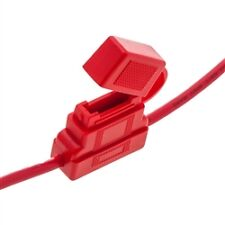 Red Fuse Wire Holder / EnDuraLast, FuseWire