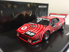 Bmw M1 BASF Procar Series 1980 H.j. Stuck 1 43 Model Minichamps
