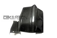 2012 - 2015 Yamaha Tmax 530 Carbon Fiber Rear Hugger - 2x2 twill Weaves