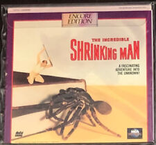 The Incredible Shrinking Man Laserdisc