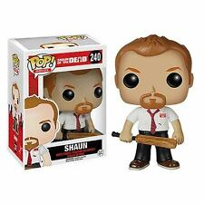"FUNKO POP 2015 MOVIES SHAUN OF THE DEAD SHAUN #240 Vinyl 3 3/4"" Figure IN STOCK"
