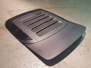 LOTUS EXIGE V6 ENGINE COVER WITH LOUVRE PANEL B138B0254J