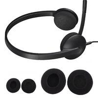 2X Foam Earbud Earpad Ear Bud Pad Replacement Sponge Covers for Earphone 35mm