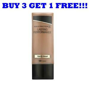 Lasting Performance Touch-Proof Foundation By Max Factor 120 Tawny