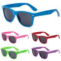 Children Iconic Retro Square Classic Glasses Boys Girls Kids Sunglasses UV400