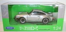 Véhicules miniatures gris pour Porsche