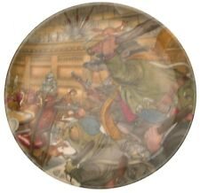 Wind in the Willows The Four Heroes Eric Kincaid Collector Plate CP746