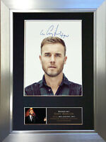FREE DELIVERY IMAGINE DRAGONS #1 Signed Photo Print 10x8 Mounted Photo Print