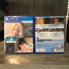 PS4 / PSVR MY SUMMER LESSON WITH ALLISON AND CHISATO ASIA ENGLISH VERSION RARE!