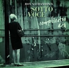 Roy Nathanson-sotto voce-complicated Day CD NUOVO