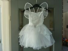 Little Girls FAIRY Fancy Dress Costume Age 3-4 Years NWT
