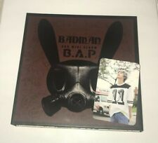 Badman [EP] by B.A.P (K-POP) Unsealed with ZELO Photocard