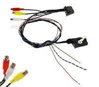 Kabelsatz Ersatzkabel für VW Audi Seat Skoda MFD 3 RNS 510 Basic Basic-Plus