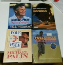 MICHAEL PALIN travel book lot Monty Python hc 1st. editions 1 SIGNED FREE ship